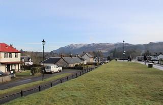 Fort Augustus, Scotland.