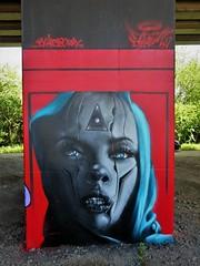 Pascal Skelle / Marke - 11 mei 2018 (Ferdinand 'Ferre' Feys) Tags: kortrijk belgium belgique belgië streetart artdelarue graffitiart graffiti graff urbanart urbanarte arteurbano ferdinandfeys bestof2018be