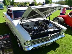 1966 Chevrolet Nova SS (D70) Tags: dover beach park cupe 394 car show richmond british columbia canada 1966 chevrolet nova ss nikon d750 20mm f28 ƒ71 200mm 1200 125