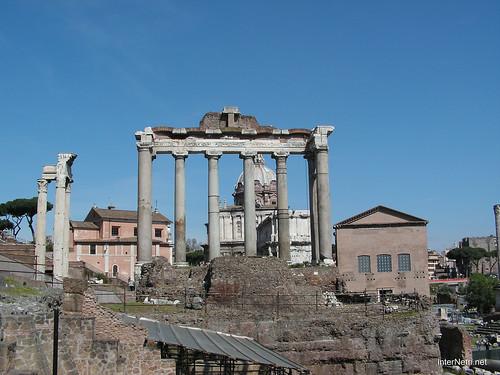 Римський форум, Рим, Італія InterNetri Italy 387