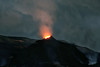 Disco inferno (Robyn Hooz) Tags: lava reunion vulcano cratere eruzione gas emissione luce fuoco destruction distruzione dusk