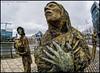 Famine Monument - Dublin (Ireland) (Dorron) Tags: urko dorronsoro sagasti dorron nikon d3s donostia san sebastian gipuzkoa guipuzcoa euskal herria euskadi basque country pais vasco irlanda ireland dublin famine monument