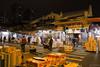 Yau Ma Tei Fruit Market (tomosang R32m) Tags: canon night midnight yakei hongkong hkexpress kowloon 香港 香港エクスプレス 夜景 yaumatei 油麻地