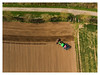 Turning point (dandraw) Tags: abstract aerialphotography fromabove earth tractor farmer field drone dji mavicair creativephotography landscape