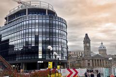 No 1, Chamberlain, Birmingham. (Manoo Mistry) Tags: nikon nikond5500 tamron tamron18270mmzoomlens birmingham birminghampostandmail englanduk westmidlands centralbirmingham architecture modernarchitecture