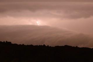 Gewitter bei Nacht - Thunderstorm at night