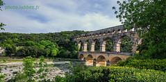 pont du Gard (louis.labbez) Tags: pont gard bridge labbez rivière aqueduc romain roman nature arbre france pontdugard eau gardon lac fleuve river 30 arcitecture ouvrage
