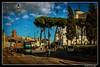 Roma_Piazza Venezia_Equestrian statue of Vittorio Emanuele II_Piazza di S. Marco_The final station transits Line 8 (ferdahejl) Tags: roma piazzavenezia equestrianstatueofvittorioemanueleii piazzadismarco thefinalstationtransitsline8 dslr canondslr canoneos800d