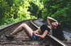 Danessa (Stunnaful-Photography) Tags: stunnafulphotos stunnafulphotography art fashion fashionstyle woman girl model modeling forest woods sunny sunlight people portrait colors autumn