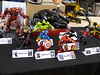 Expo LEGO à Mulsanne 2018 - LEGO exhibition in Mulsanne 2018 (Cѳpnfl) Tags: lego mulsanne exposition expo exhibition avengers marvel bionicle herofactory moc ccbs table bionifigs