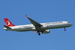 TC-JTF - LGW (B747GAL) Tags: turkish airlines airbus a321231 lgw gatwick egkk tcjtf