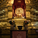 Golden Buddha in Golden Stupa thumbnail