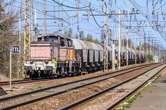 24 mars 2009  BB 63993  Train Bassens -> Bordeaux-Bastide  Bassens (33) (Anthony Q) Tags: bb63993 24 mars 2009 bb 63993 train bassens bordeauxbastide 33 ferroviaire fret sncf bb63500 wagon desserte