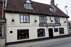 Bungay, The Chequers Inn (Dayoff171) Tags: boozers gbg greatbritain suffolk gbg2018 england europe pubs publichouses unitedkingdom eastanglia