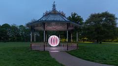 Light Painting in Cassiobury Park (alalchan) Tags: lightpainting workshop watford cassiobury park cassioburypark herts longexposure