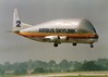 Super Guppy (Gerry Rudman) Tags: super guppy boeing 377 stratocruiser airbus skylink f bppa toulouse manchester