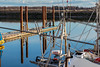 Intersecting Lines (Warp Factor) Tags: canont4i spring2018 steveston tamron2470mmf28 water reflection boats dock pier sundaylights