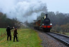 'Morning working' (andrew_@oxford) Tags: bluebell railway lineside permanent way track steam locomotive timeline events
