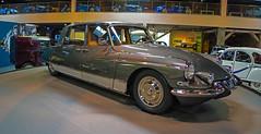 60s Citroen DS (dog97209) Tags: 60s citroen ds mullins auto museum oxnard calif