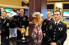DSC_9719 (Kentuckyguard) Tags: soldiers kentuckynationalguard kentuckyderby churchilldowns louisville derby army trophy