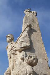 La Rochelle, France (neonbubble) Tags: larochelle france statue