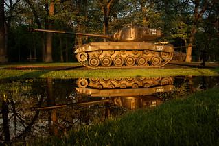 T26E4 Pershing Tank
