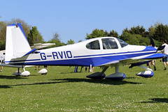 G-RVIO_04 (GH@BHD) Tags: grvio vans rv rv10 pophammicrolighttradefair2018 pophamairfield popham aircraft aviation