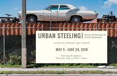 Urban Steeling Exhibition - May 5, 2018 - The Swenson Gallery, Miami, Florida by scottbrennan6 -