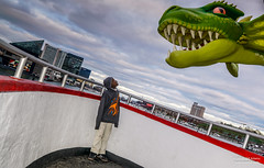 """""""There should be a place where only the things you want to happen, happen."""" (Bill Adams) Tags: explore a7r2 a7rii baltimore baltimorecity birthday edahkiahwatson innerharbor little littlebrother teenager dragon mauricesendak wherethewildthingsare ripleysbelieveitornot"""
