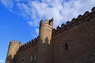 Zafra.  Parador de Turismo. Badajoz, Extremadura, España.