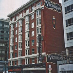San Francisco  California  -  Victorian Hotel - Historic - Now Called The Mosser Hotel thumbnail