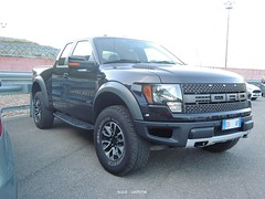 Ford F-150 SVT Raptor (regular carspotting) Tags: ford f150 svt raptor uscar american pickup truck pickuptruck