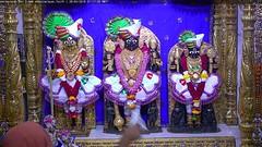 NarNarayan Dev Sandhya Darshan on Sat 28 Apr 2018 (bhujmandir) Tags: narnarayan dev nar narayan hari krushna krishna lord maharaj swaminarayan bhagvan bhagwan bhuj mandir temple daily darshan swami sandhya
