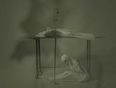 8 (dolls of milena) Tags: bjd abjd resin doll echo town ygritte hospital vintage retro portrait