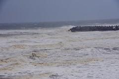 The Big Flood (oztoxicsjw) Tags: ocean ballina wave flood foam 17gflood