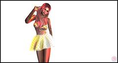 Snapshot_147 (2) (ReenaStark) Tags: sl secondlife avatar avatars cute fun pinkhair pinkhaired