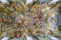 Roma (Txulalai) Tags: roma italia iglesia chiesa church sanignaciodeloyola arquitectura barroco pozzo cúpula techo travel monumento sony sonyilce6000 sonya6000 sonyalpha6000