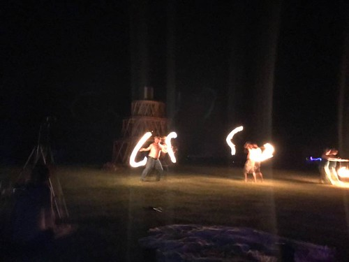 20170722 - Birthday Burn - the actual burn - 1 - fire spinners - 19554895_10104100923573159_27658010