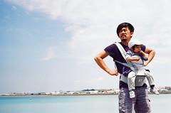 Canon FD 50mm F1.8 & Canon AE1 (weyo edagr) Tags: moviefilm film ae1 kodak vision3 500t canon 日本 電影底片 底片攝影 沖繩 okinawa 瀨長島 胶片 摄影 冲绳 濑长岛 海边 沙滩 电影胶片 海邊 海 sea beach ウミカジテラス fd 50mm f18