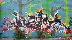 Dzasta... (colourourcity) Tags: streetart streetartnow streetartaustralia melbourne melbournestreetart melbournegraffiti graffiti graffitimelbourne colourourcity nofilters awesome original dzasta wd w4
