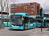 Sheil's electric (Cymru Coastliner) Tags: arrivanorthwest byd enviro200mmc 7009 lj67dmy bus electricbus liverpool merseyside liverpoolone