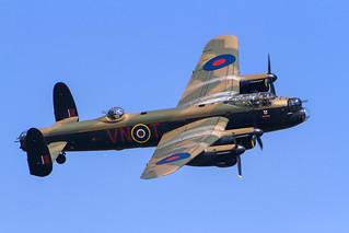 Avro Lancaster BII PA474 'City of Lincoln'
