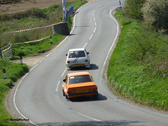 Chase (BenGPhotos) Tags: ntw260p f271nja 2018 corbeau seats rally tendring clacton stages rallying sport stage motorsport james muir paul easter 1987 peugeot 205 rallye richard baker dave tortoishell 1976 ford escort mk2
