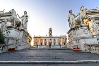 Rome - Rione X Campitelli - Campidoglio (Capitol)