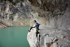 A refugi... (pescarolo041) Tags: congostdemontrebei river nikond7200 tokina1120 nature naturaleza canyon roca catalunya aragon spain tokina nikon wideangle riu catalonia congost