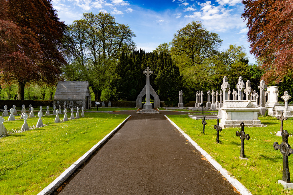 ST. PATRICK'S COLLEGE CEMETERY IN MAYNOOTH [SONY A7RIII IN FULL-FRAME MODE]-139562