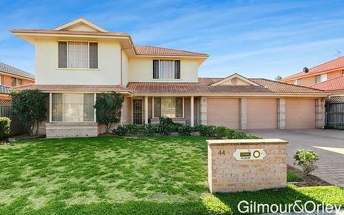 44 Macquarie Av, Kellyville NSW 2155
