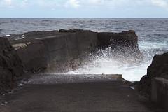 """La """"marine"""" de Saint-Philippe (philippeguillot21) Tags: port jetée jetty marine saintphilippe reunion france outremer indianocean afrique pixelistes basalte littoral côte coast canon"""