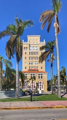 Miami Beach - Historic South Beach City Hall (Will-Jensen-2020) Tags: washingtonavenue 1927 martinlhampton cityhall townhall southbeach highrise architecture building artdeco historic district miamibeach miami florida usa