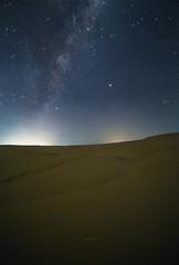 Anna Bay Sand Dunes (Rein Domingo) Tags: stars milky way anna bay sand dunes nsw nikon d850
